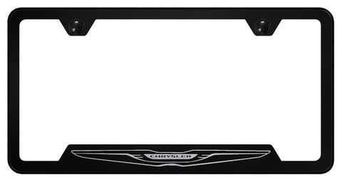 License Plate Frames & License Plates - Chrysler Products