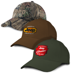 Hat - Jeep Products