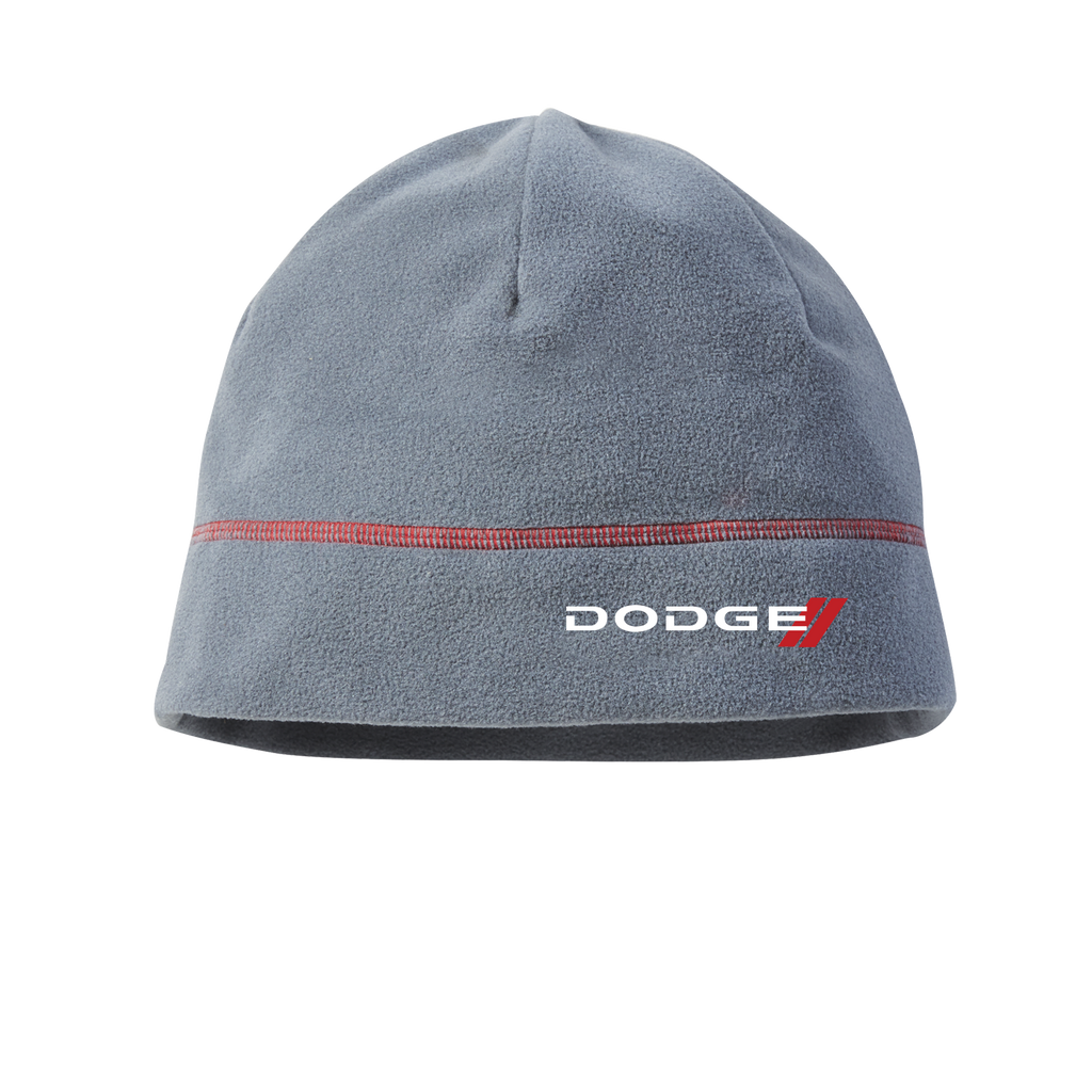 "DG155679 - Dodge ""Columbia"" Fast Trek Fleece Hat in Graphite"