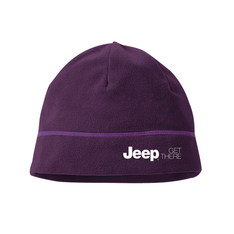 JP155679 - Jeep Columbia Fast Trek Fleece Hat in Purple Dahlia