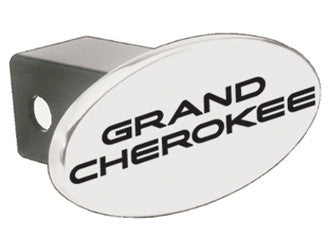 8035655 Jeep Grand Cherokee Oval Hitch Cover