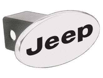 8035660 Jeep Oval Hitch Cover