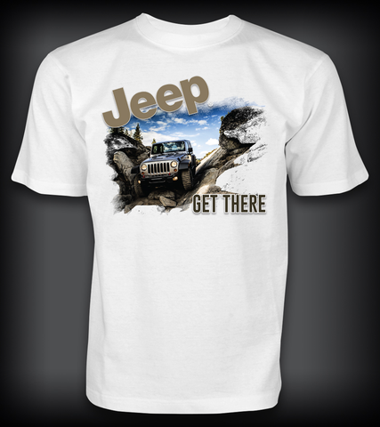 Jeep Be There T-Shirt