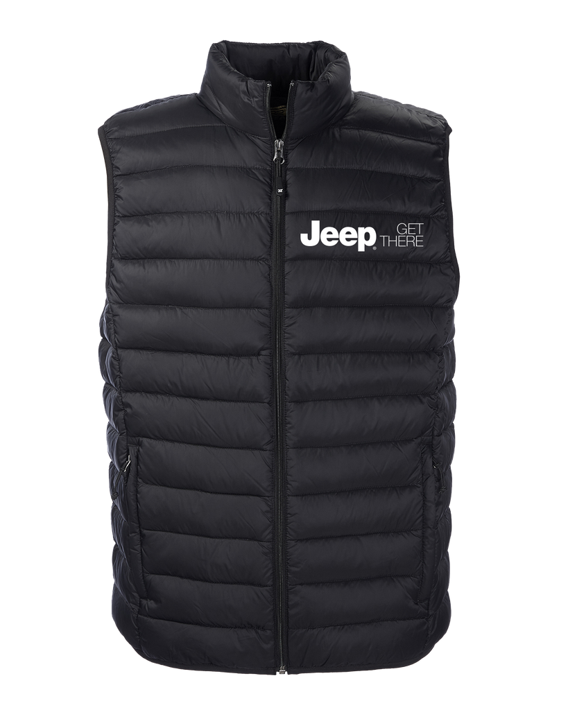 Jeep Weatherproof Packable Puffer Vest