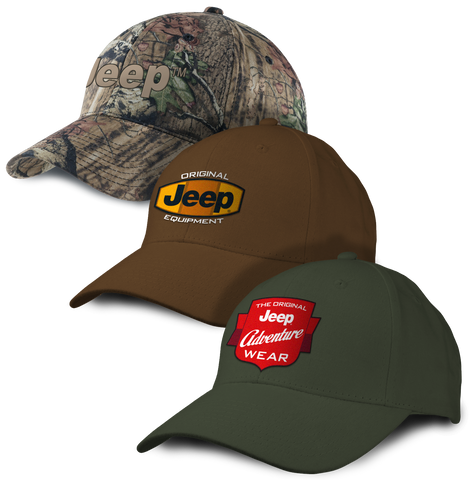 Hat Of The Month Club - Jeep (3 months)