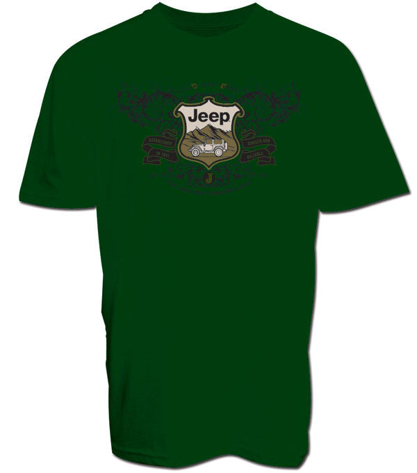 Jeep Ribbon Tee
