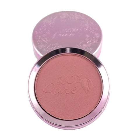 100% Pure Fruit Pigmented Blush - Mauvette