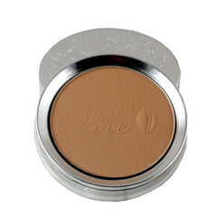 100% Pure Fruit Pigmented Healthy Skin Foundation Powder - Toffee