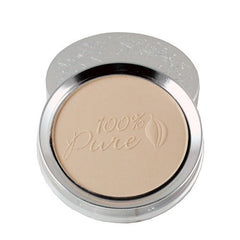 100% Pure Fruit Pigmented Healthy Skin Foundation Powder - Creme