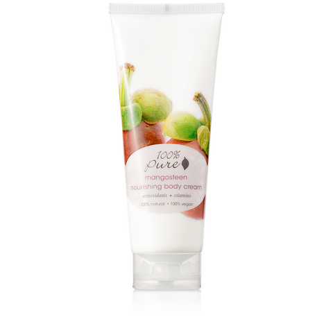 100% Pure Nourishing Body Cream