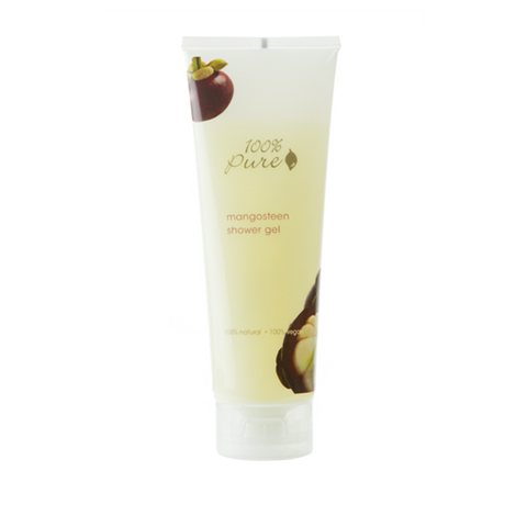 100% Pure Mangosteen Body Wash