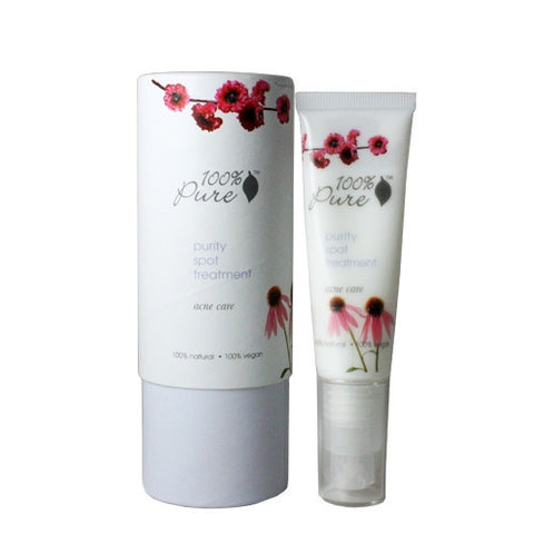 100% Pure Purity Acne Spot Treatment