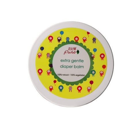 100% Pure Extra Gentle Baby Diaper Balm