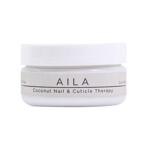 Aila Beauty Coconut Oil Nail & Cuticle Therapy