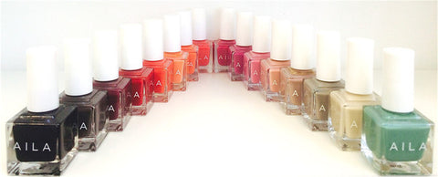 Aila Beauty Nail Polish (26 Colors)