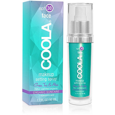COOLA Suncare Makeup Setting Spray