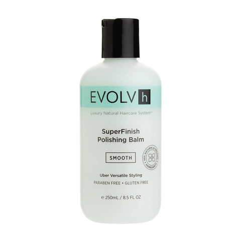 EVOLVh SuperFinish Polishing Balm Defrizz & Smooth