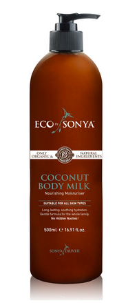 Eco by Sonya Coconut Body Milk Lotion