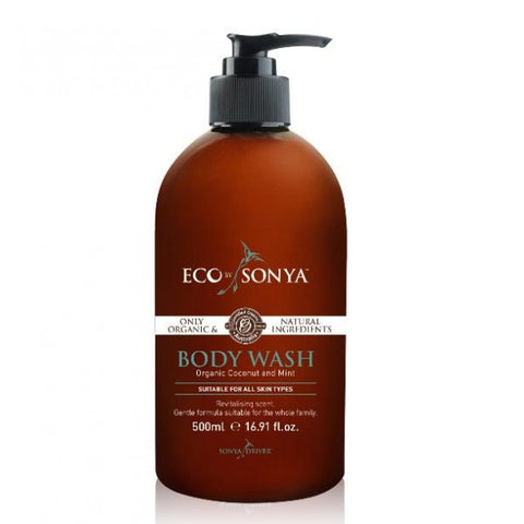 Eco by Sonya Organic Coconut Body Wash
