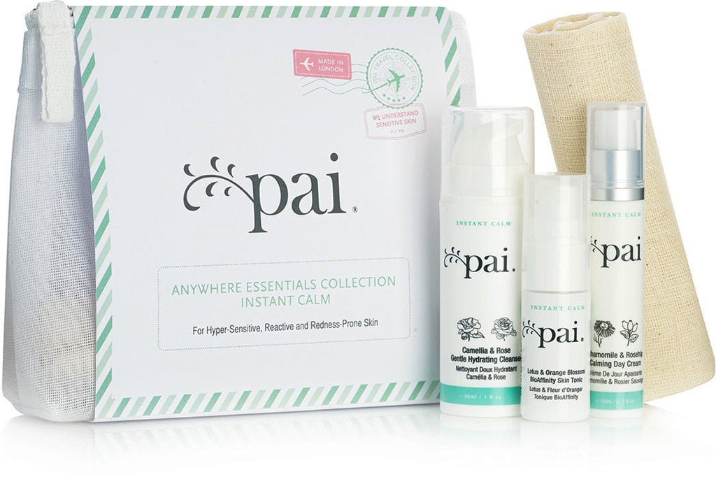 Pai Skincare Anywhere Essentials Collection Instant Calm