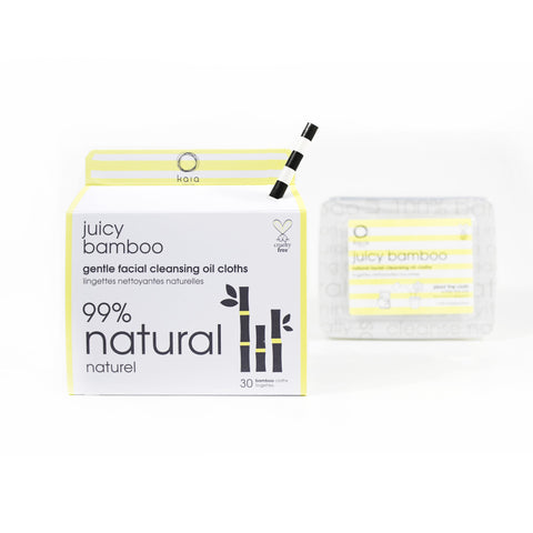 Kaia Juicy Bamboo Wipes