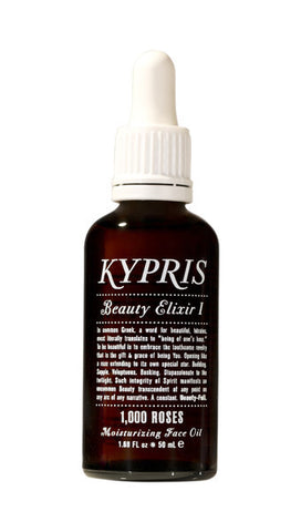 Kypris Beauty Elixer I - 1,000 Roses Facial Serum