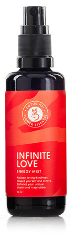 LOTUSWEI Infinite Love Mist - Mood Enhancer