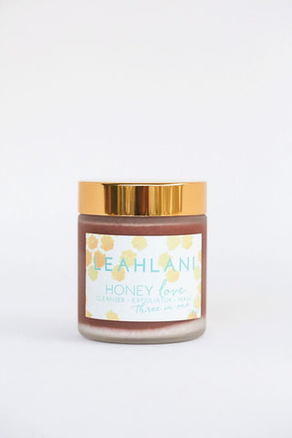 Leahlani Skincare Honey Love