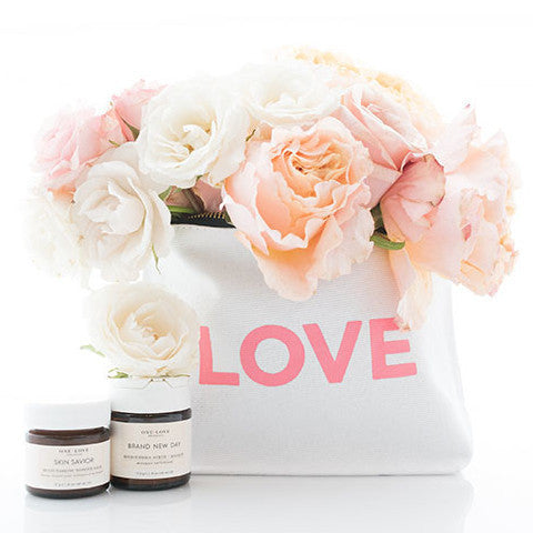 One Love Organics 3-2-1 Fantastic Facial Kit