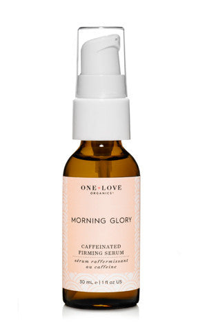 One Love Organics Morning Glory Facial Serum