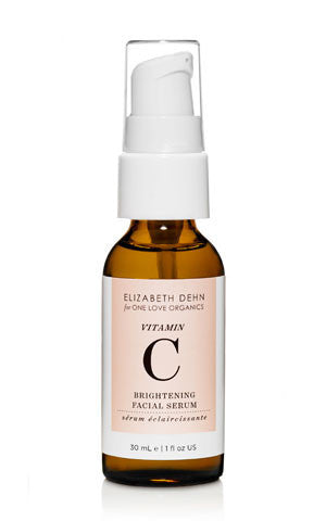 One Love Organics Vitamin C Brightening Facial Serum