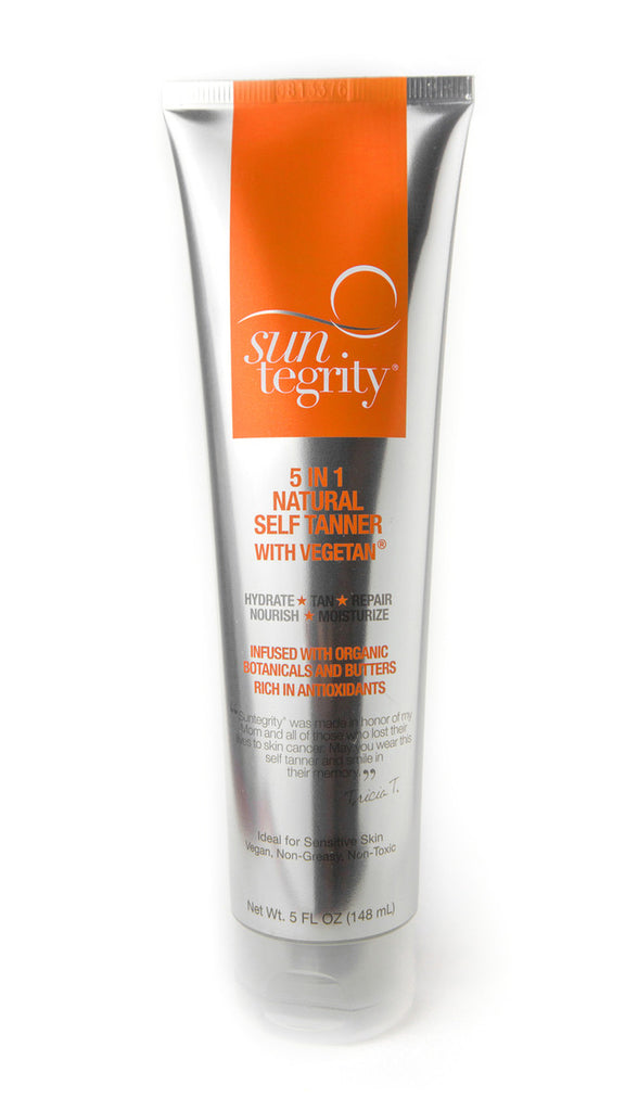 "Suntegrity ""5 In 1"" Natural Self Tanner"
