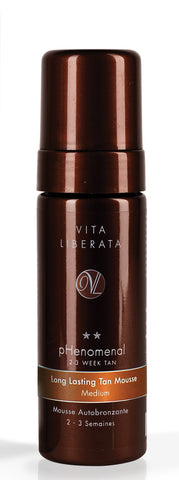 Vita Liberata Micro pHenomenal 2-3 Week Tan Mousse Medium Travel Size