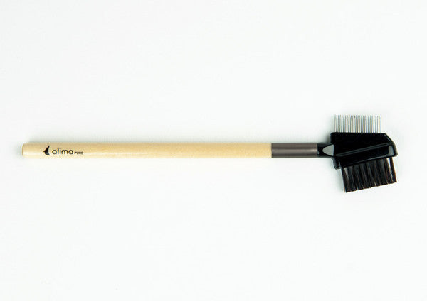 alima PURE Brow Brush + Comb