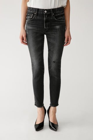 Moussy- MV Hillrose Skinny Jeans High-Waisted Jeans