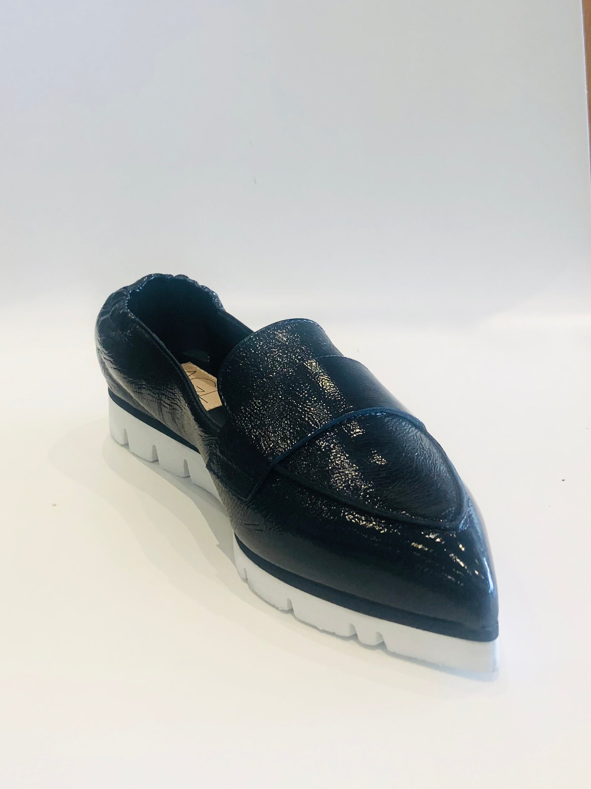 AGL Loafer Glammy Navy