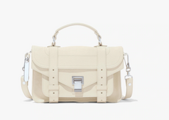 Proenza Schouler PS 1 Tiny- Clay