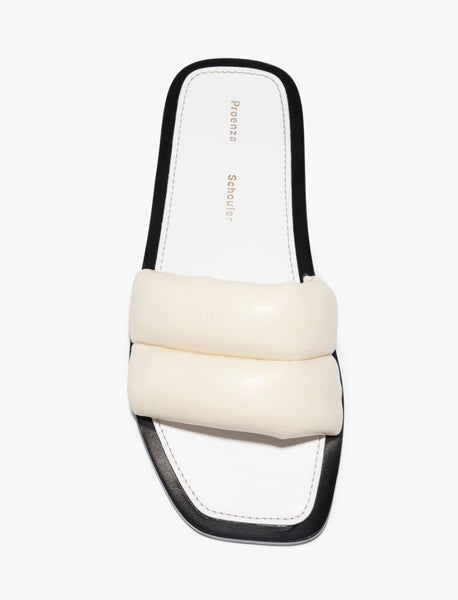 Proenza Schouler Puffy Slides