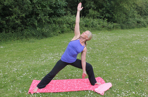 Pilates Classes Marnie Reader Village Fitness Boroughbridge Boston Spa Helperby