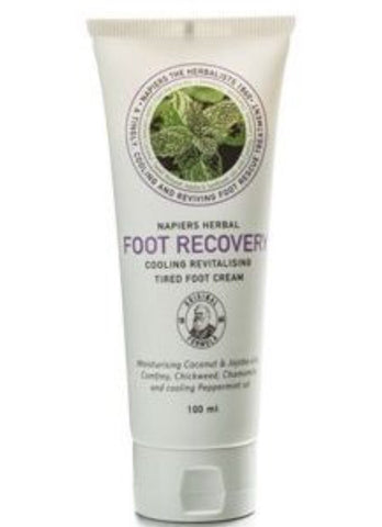 Napiers Foot Recovery Cream