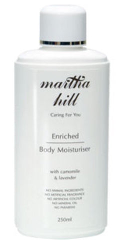 Martha Hill Enriched Body Moisturiser