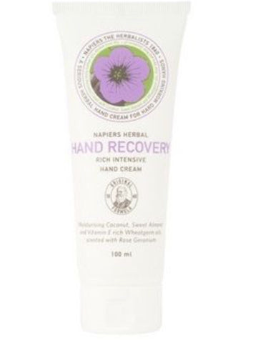 Napiers Hand Recovery Cream