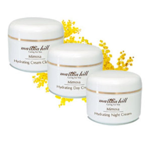 Mimosa Hydrating Skin Care