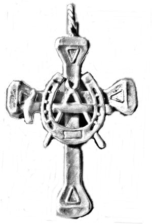 Farrier Large Cross