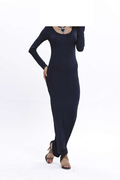 Pencil Dress - Black