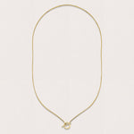 Lumiere Toggle Necklace