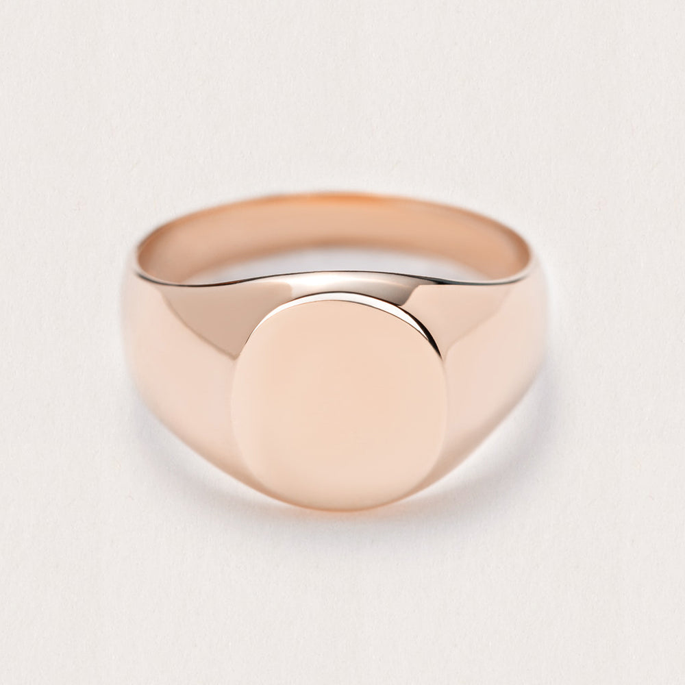 Love Story Signet Ring