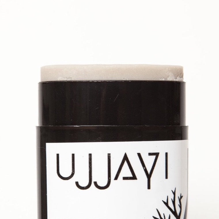 ACTIVATED CHARCOAL NATURAL DEODORANT  TOBACCO  ALUMANUM FREE