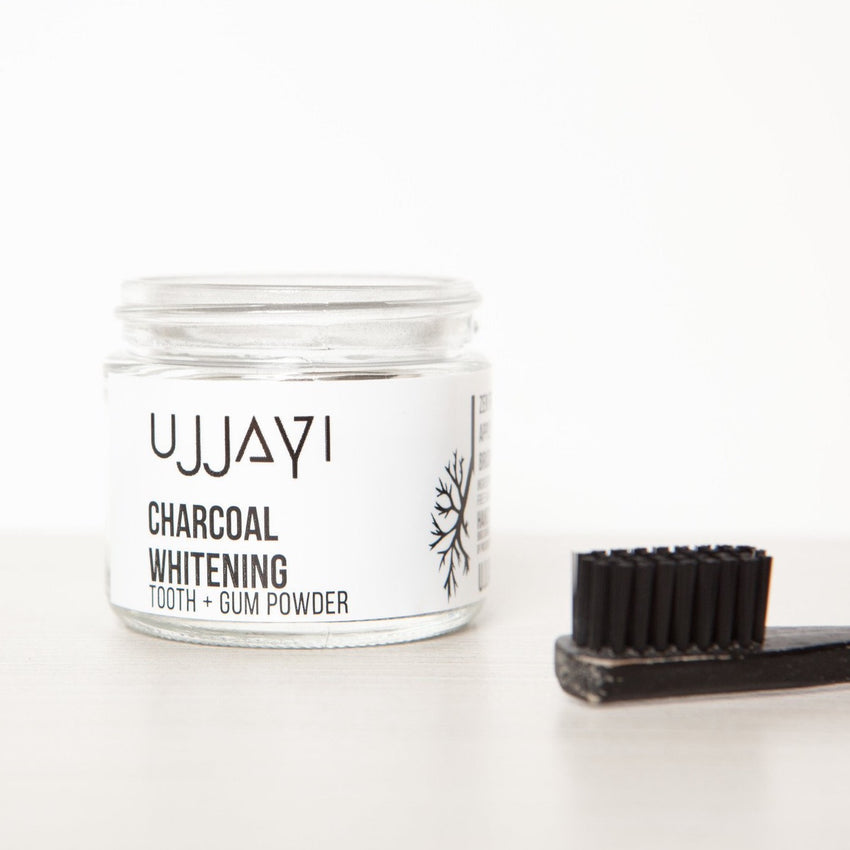 CHARCOAL TOOTH POWDER