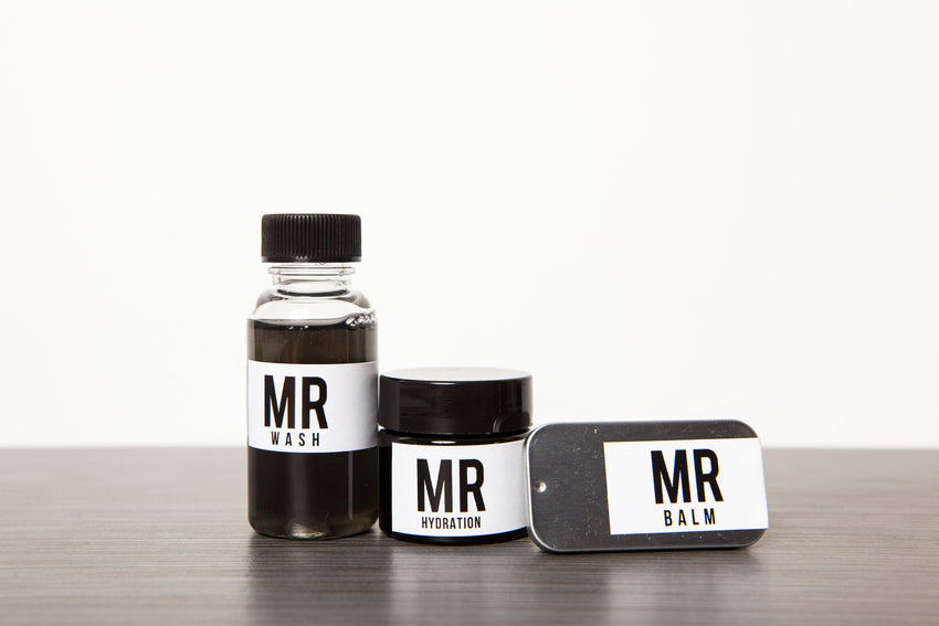 MR BEARD GROWTH KIT (SMALL) - BY UJJAYI